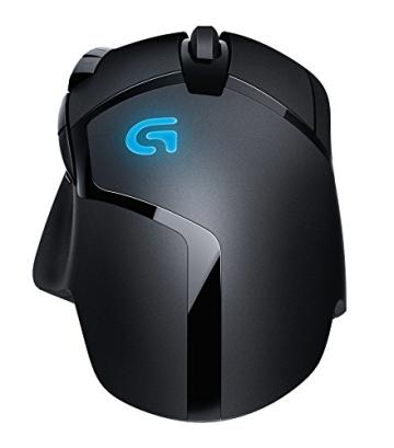 Logitech G402 – Einwandfreies Mäuschen, braucht sich nicht verstecken