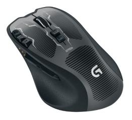 Logitech G700s Gaming Lasermaus schnurlos - 1