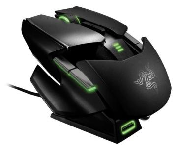 Razer Ouroboros – Gute und kabellose Gaming Maus