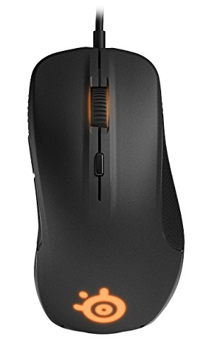 SteelSeries Rival Optical Gaming Maus schwarz - 1